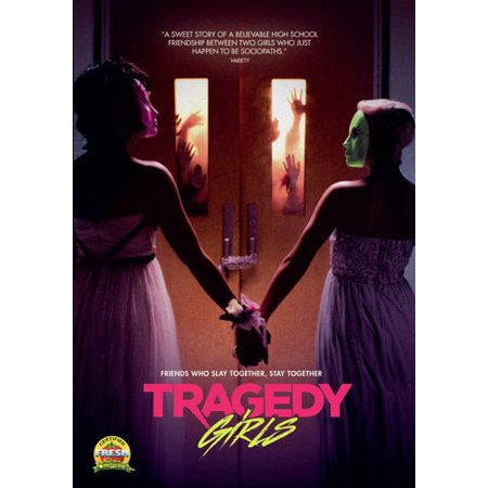 Tragedy Girls (DVD) - Comedy Tragedy Masks