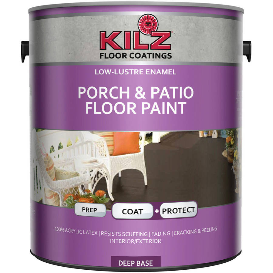 Genial KILZ Porch And Patio Floor Paint, Gallon