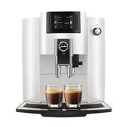 Best Jura Espresso Machines - Jura E6 Automatic Espresso Machine (Piano White) Review