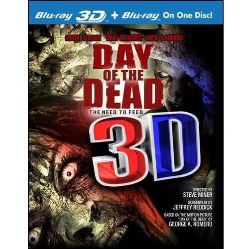 Day Of The Dead 3D (2008) (Blu-ray)