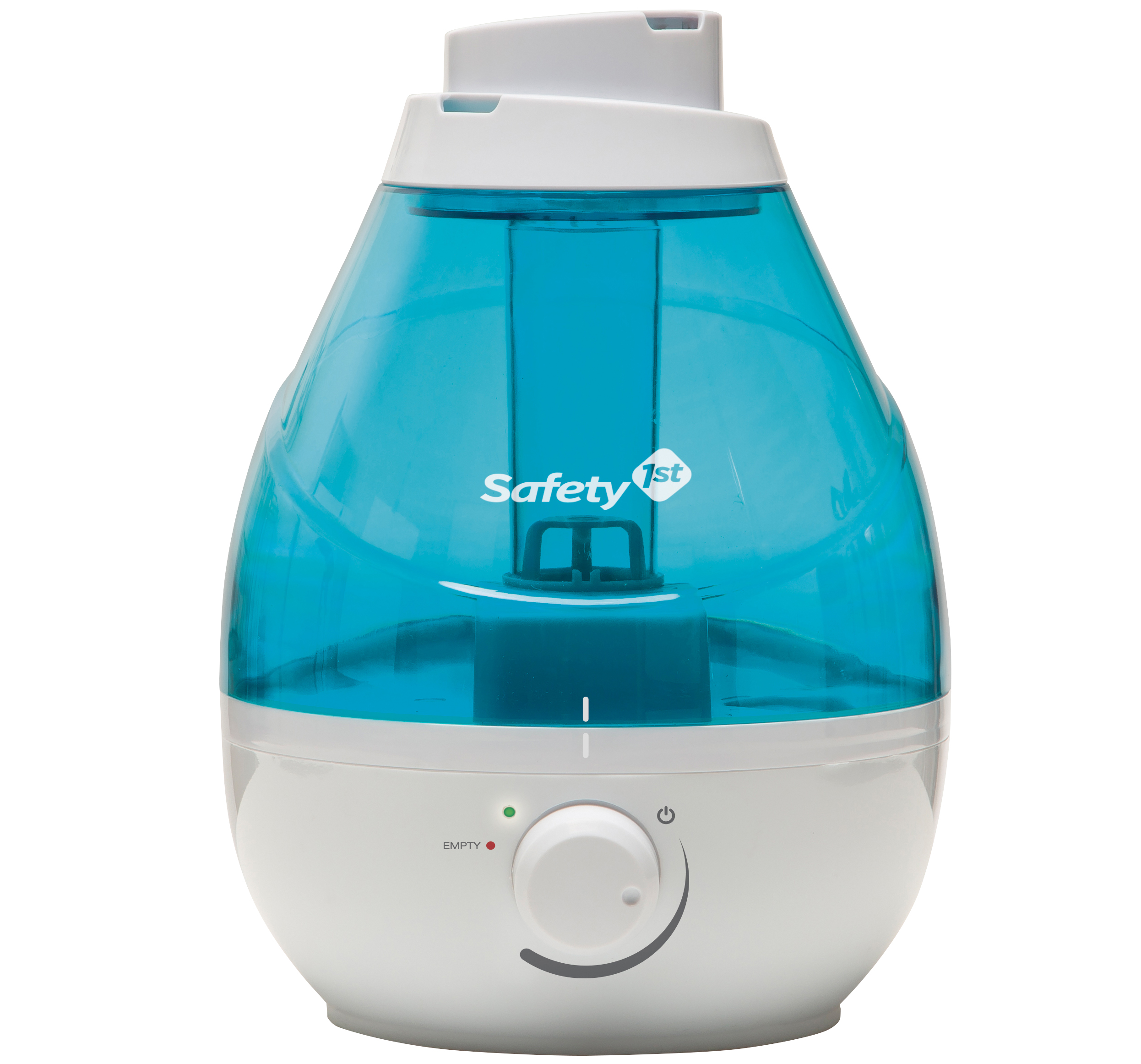 Safety 1st Safety 1ˢᵗ® 360° Cool Mist Ultrasonic Humidifier, Arctic