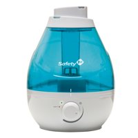 Safety 1st 360 Cool Mist Ultrasonic Humidifier, Arctic