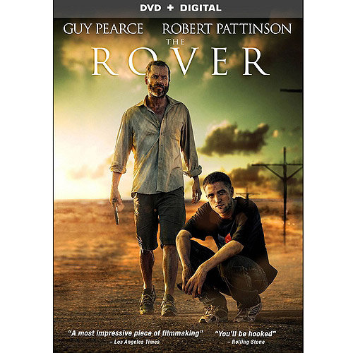 The Rover (DVD   Digital Copy) (With INSTAWATCH) (Widescreen)