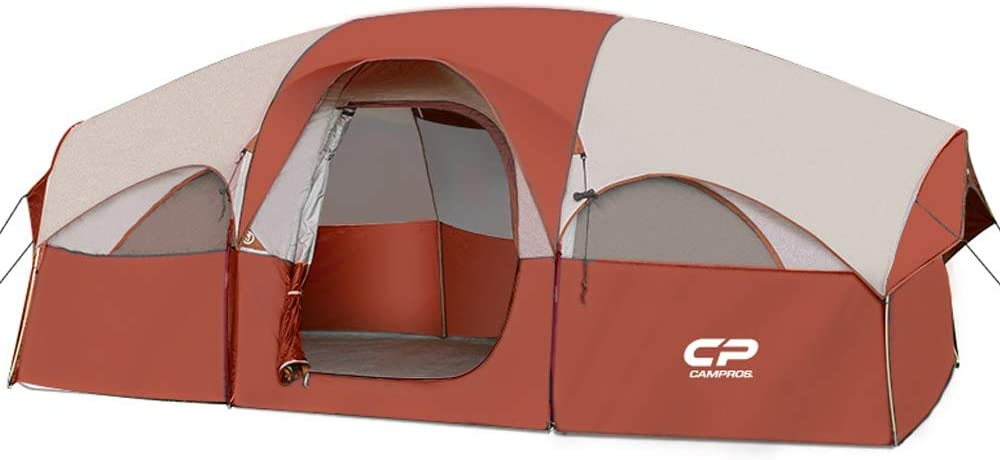 HIKERGARDEN CAMPROS Tent-8-Person-Camping-Tents ...