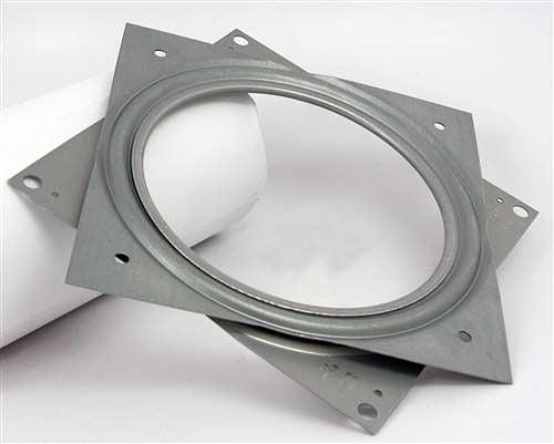 1000 lbs Capacity 12 Lazy Susan Bearing 5//16 Thick Turntable Bearings VXB Brand