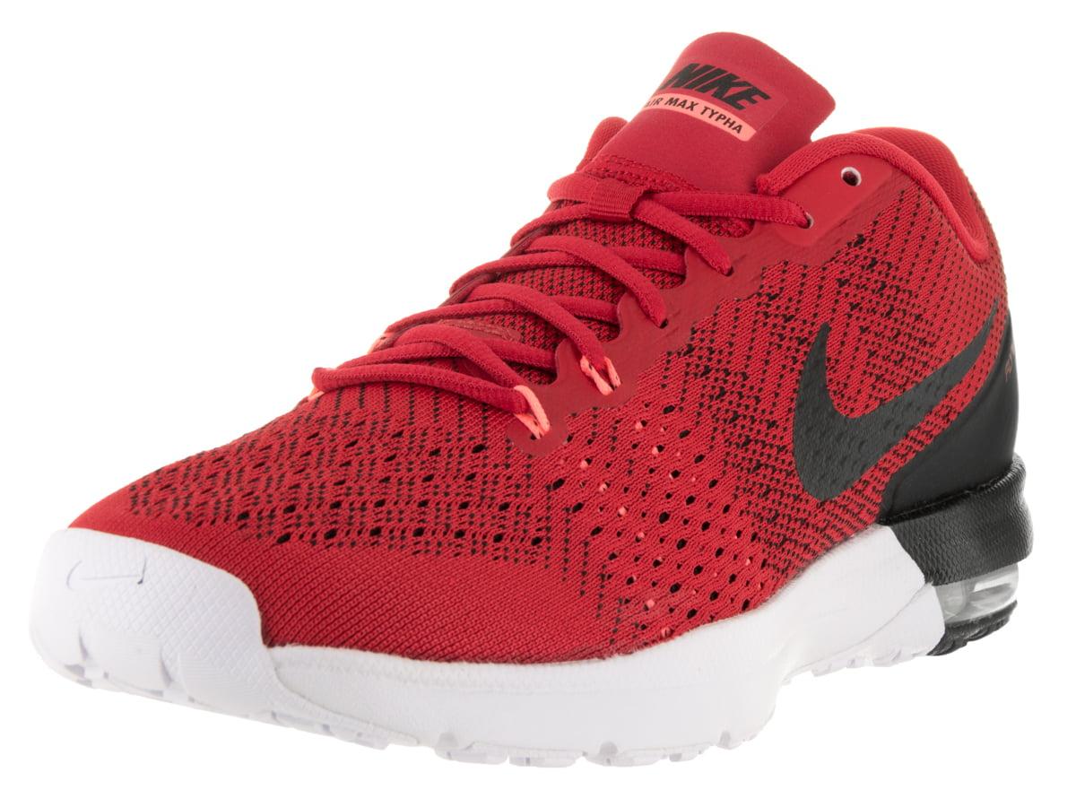 Nike nike men's air max typha training shoe university redblackbright mangowhite size 10 m us