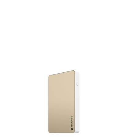 Mophie Powerstation Universal Battery 6,000mAh, Gold (Mophie Backup Battery)