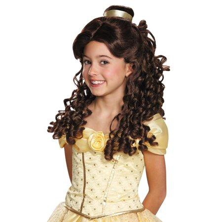 Belle Ultra Prestige Child Wig](Kids Rapunzel Wig)