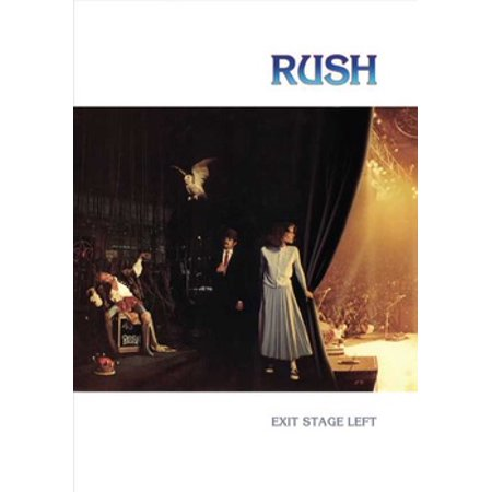 Rush: Exit Stage Left (DVD) (Exit Stage Left Pursued By A Bear)