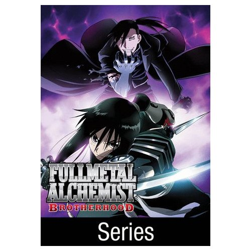 Fullmetal Alchemist Brotherhood [TV Series] (2010 ...