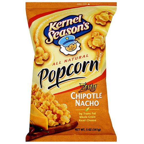 Kernel Season's Chipotle Nacho Popcorn, 5 oz (Pack of 12)