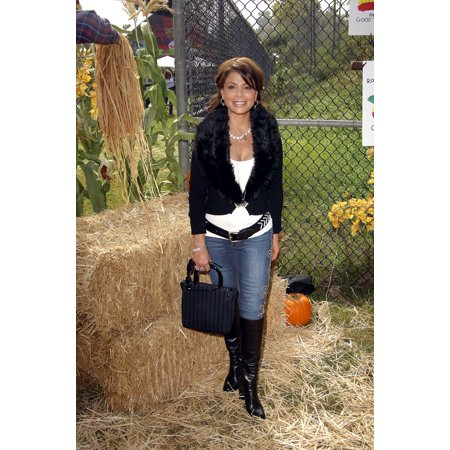 Paula Abdul At Arrivals For Camp Ronald Mcdonald For Good Times Halloween Carnival Universal Studios Back Lot Los Angeles Ca October 23 2005 Photo By Michael GermanaEverett Collection Celebrity