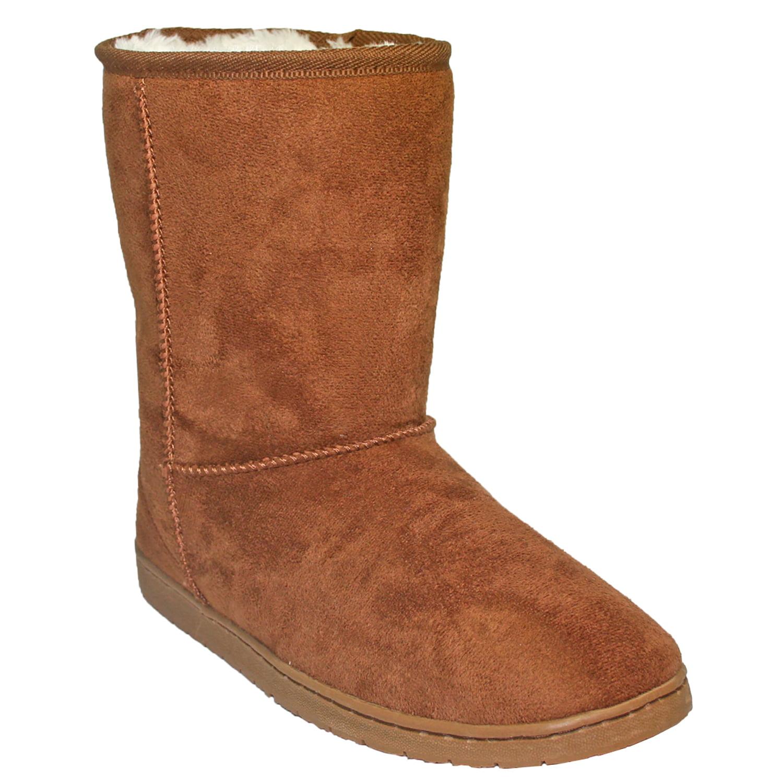 Dawgs Women's 9-inch Microfiber Boots