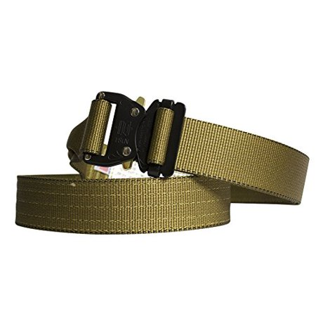 Fusion Tactical Military Police Riggers Belt Coyote Brown