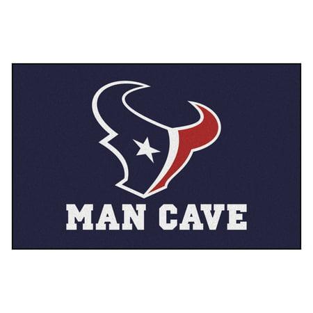 Houston Texans Rug (NFL - Houston Texans Man Cave Starter Rug 19