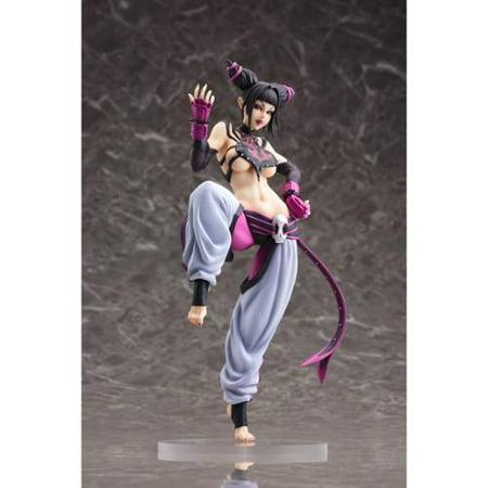 Kotobukiya Street Fighter: Juri Bishoujo Statue