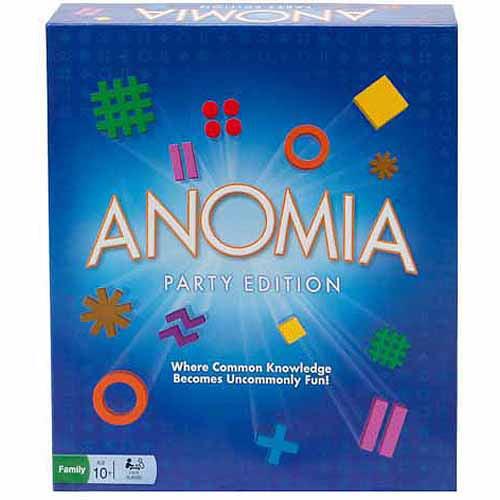 anomia, party edition - walmart, Skeleton