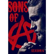Sons of Anarchy: Season Six (DVD) (Sons Of Anarchy Halloween)
