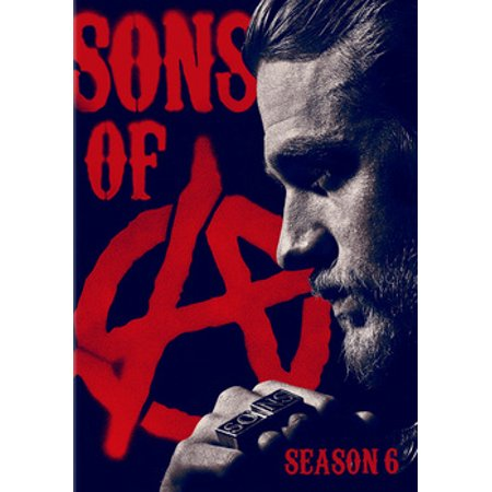 Sons of Anarchy: Season Six (DVD)