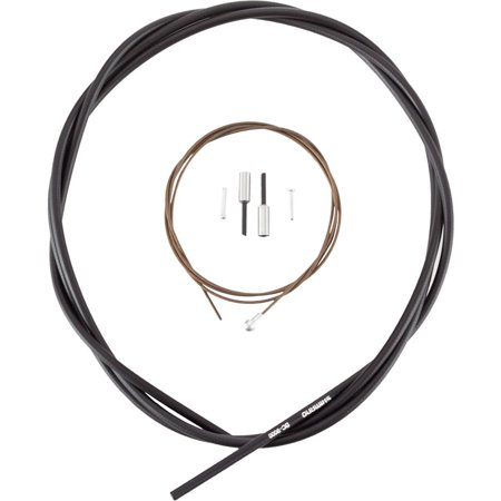 Dura-Ace BC-9000 Polymer-Coated Brake Cable Set One Size Black..., By Shimano Ship from (Dura Ace Brake Set)