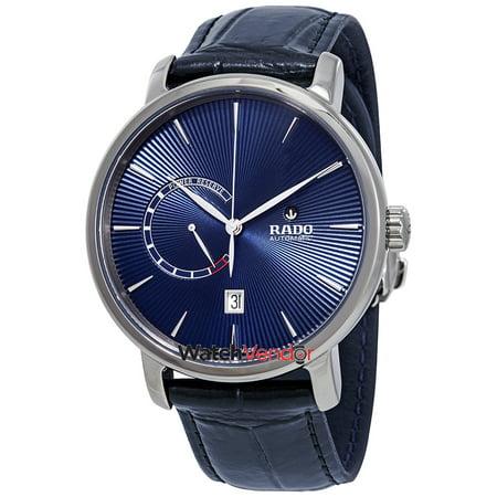 Rado DiaMaster XL Automatic Blue Dial Men's Watch R14138206 - image 3 de 3
