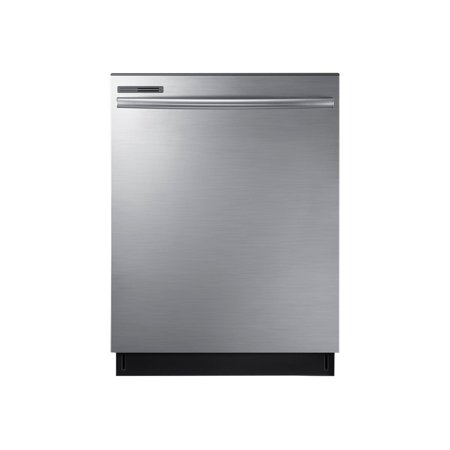Samsung DW80M2020US - Dishwasher - built-in - Niche - width: 24 in - depth: 24 in - height: 34.1 in - stainless steel
