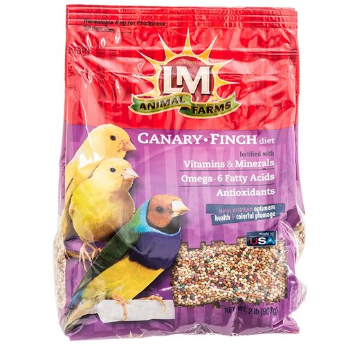 LM Animal Farms Canary & Finch Diet
