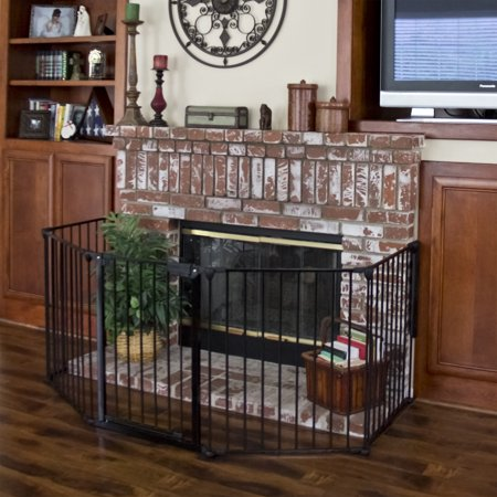 Baby Safety Fence Hearth Gate BBQ Fire Gate Fireplace Metal Plastic - Baby Safety Fence Hearth Gate BBQ Fire Gate Fireplace Metal