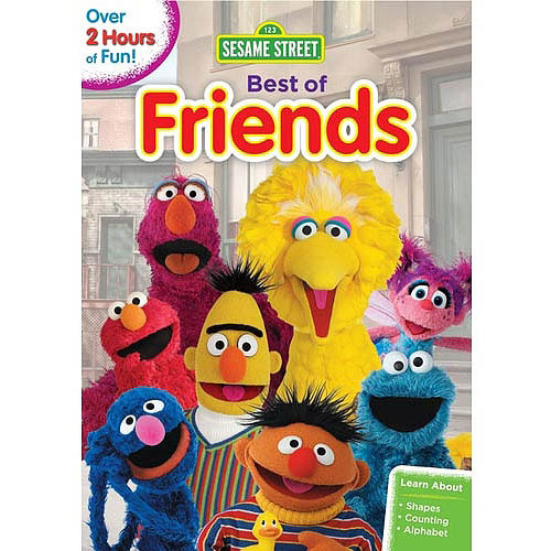 Sesame Street: Best Of Friends (Old Version)