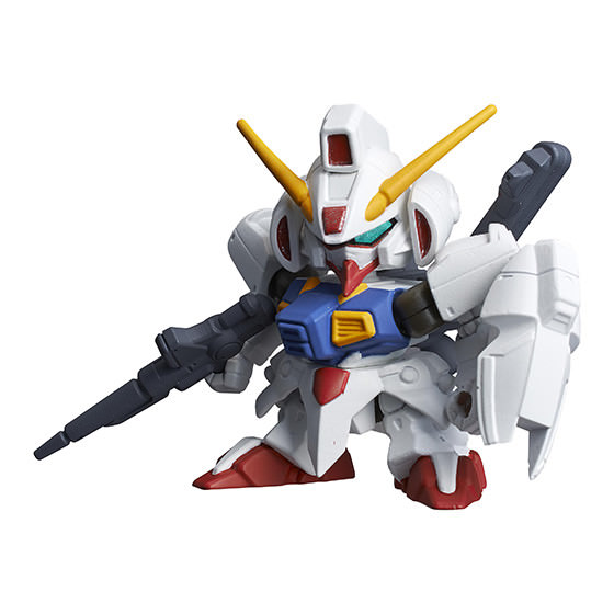 Mobile Suit Gundam Gashapon Next 22 ORX-012 Gundam Mk-IV by