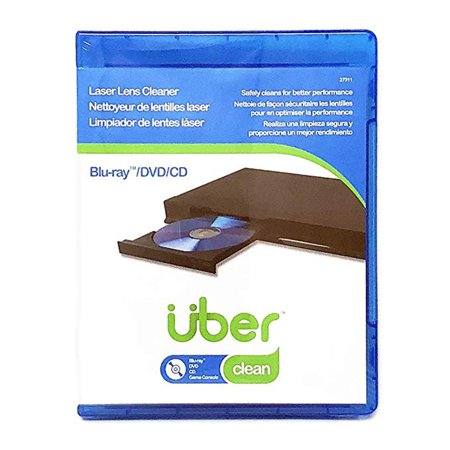 - Laser Lens Cleaner Disc for CD/DVD Blu-Ray and Laptop and Desktop Computers