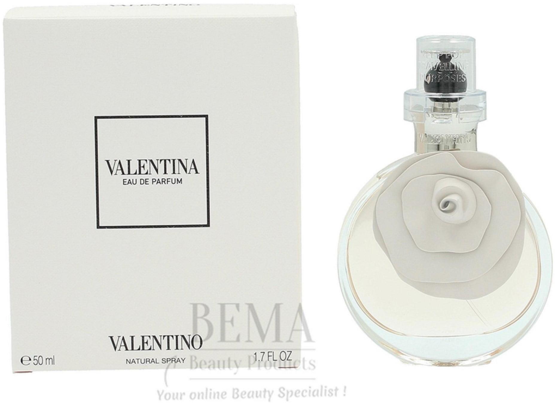 3 Pack Valentino Valentina Eau De Parfum Spray for Women 1.7 oz by