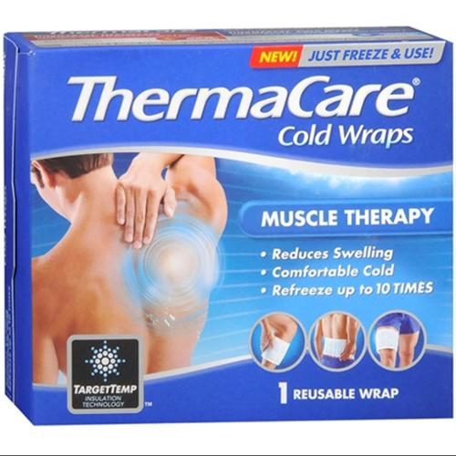 ThermaCare Reusable Cold Wraps Muscle Therapy 1 ea (Pack of 3)