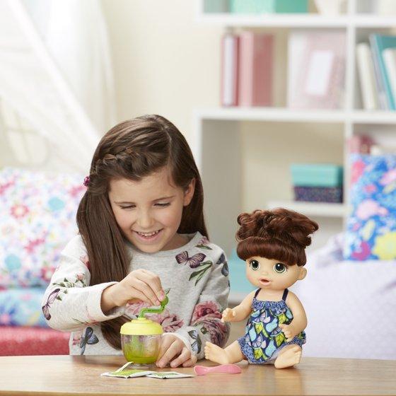 Baby Alive Sweet Spoonfuls Baby Doll Girl (BR) - Walmart com