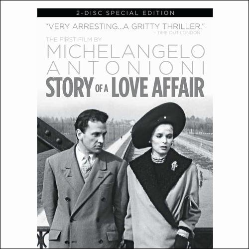 Story Of A Love Affair (2-Disc Special Edition) (Italian) (Full Frame)