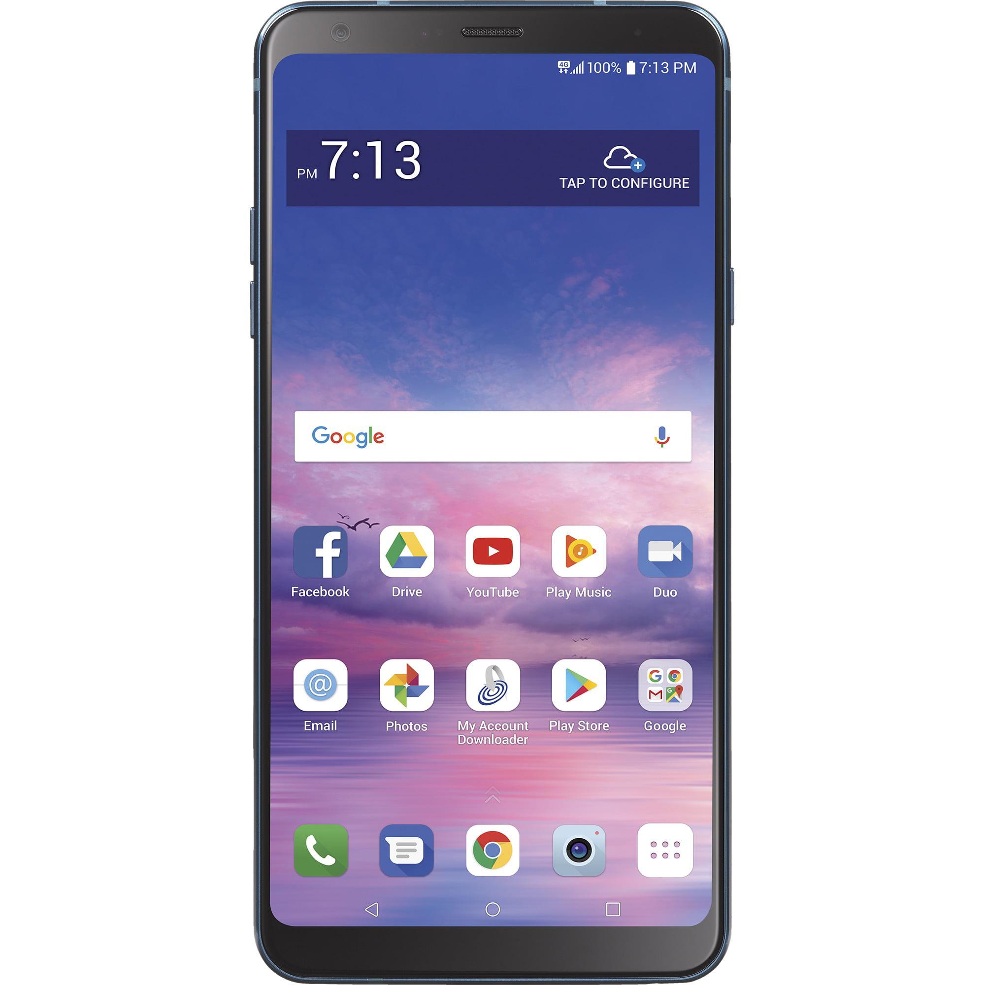 Straight Talk LG Stylo 4 Prepaid Smartphone – Walmart Inventory