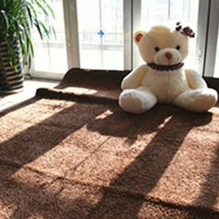 Nk 24 X40 Super Soft Rugs Rectangular Area Rug Modern Fluffy Carpets Living Room Bedroom Nursery Indoor Mats Blue Pink Grey