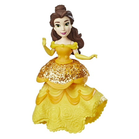 Disney Princess Belle Doll with Royal Clips Fashion - Disney Princess Bella