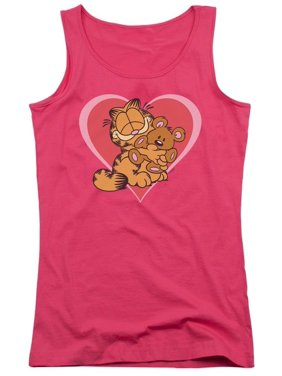 9033f3e7 Product Image Garfield - Cute N'cuddly Junior Tank Top - Junior Tank Top /  S /