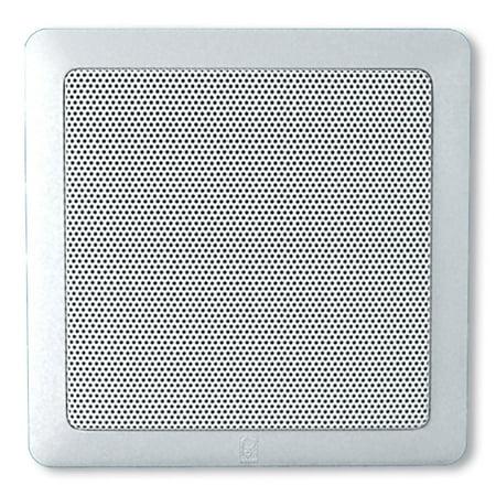 """Poly-Planar 6"""" Premium Panel Speaker - (Pair) White - image 1 de 1"""
