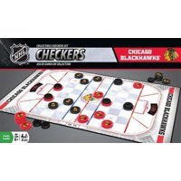 MasterPieces - Chicago Blackhawks Checkers Game