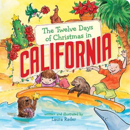 The Twelve Days of Christmas in California ()