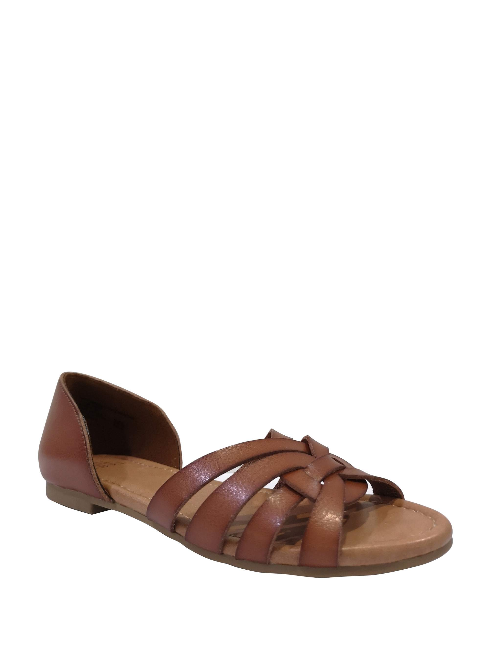 womens time  tru huarache sandals walmartcom