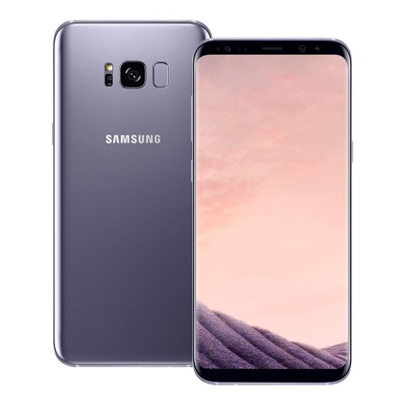 Samsung Galaxy S8+ Plus G955 GSM Unlocked - Orchid Gray 64GB (Certified Refurbished, Good Condition)