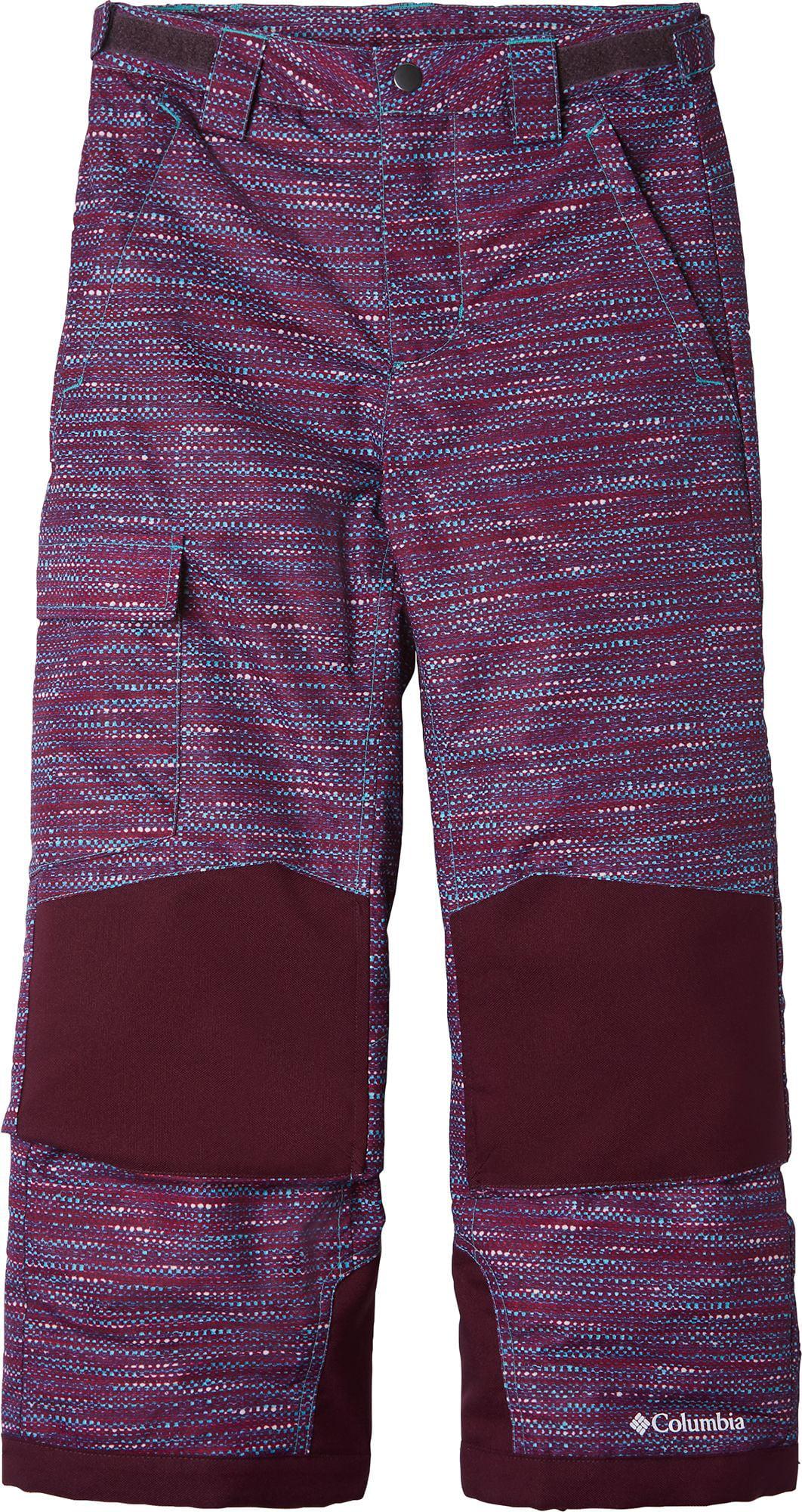 "New Girls Columbia /""Bugaboo/"" Omni-Heat Insulated Outgrown Winter Skipants Pants"