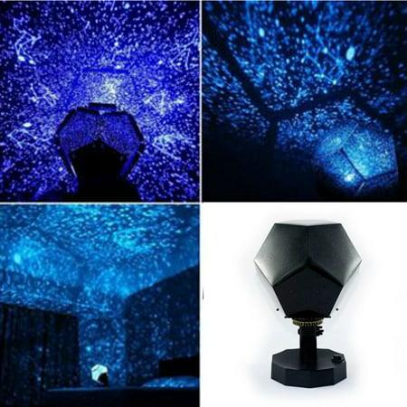 iLH Mallroom Celestial Star Cosmos Night Lamp Night Lights Projection Projector Starry Sky](Starry Night Centerpieces)