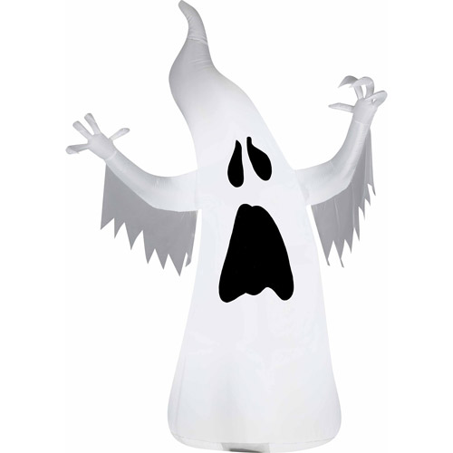 7 FT Airblown Inflatables Ghastly Ghost