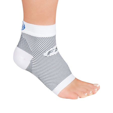 6 Zone Compression Foot Sleeves - Plantar Fasciitis Pain Relief and Circulation Enhancer