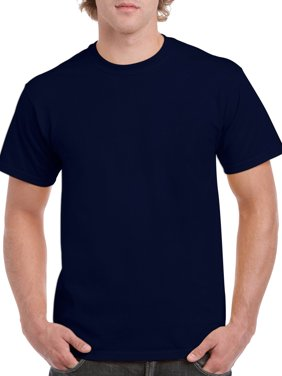 Gildan Men's Heavy Cotton Classic Short Sleeve T-Shirt