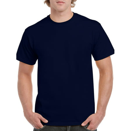Cuthbertson Blue Willow - Gildan Men's Heavy Cotton Classic Short Sleeve T-Shirt